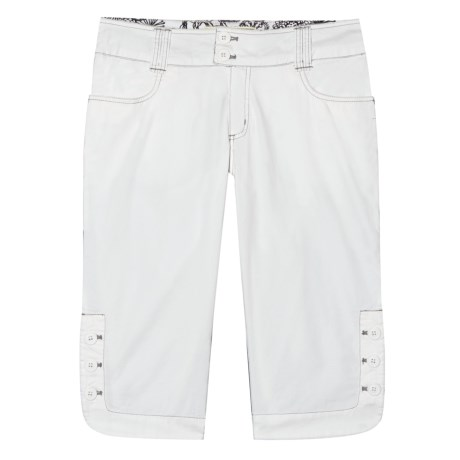 Aventura Clothing Applegate Capris - Organic Cotton (For Women)