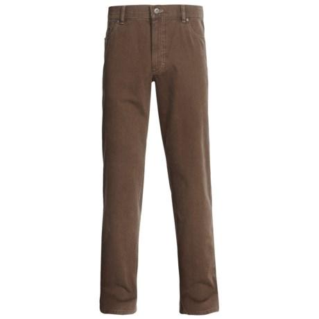 Hiltl Dude Washed 5-Pocket Pants - Stretch Cotton (For Men)