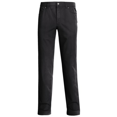 Hiltl Dude Stonewashed 5-Pocket Pants - Stretch Cotton (For Men)