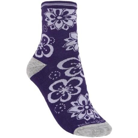 Koi by Goodhew Encore Socks - Merino Wool, 3/4 Crew (For Women)