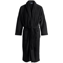 Majestic Weathervane Robe - Fleece, Long Sleeve (For Men)