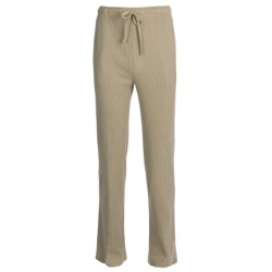 Majestic Thermal Lounge Pants - Cotton (For Men)
