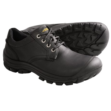 Keen Ontario Shoes - Leather, Lace-Ups (For Men)
