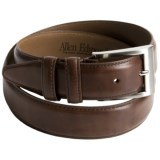 Allen Edmonds Wide Basic Dress Belt - Leather (For Men)
