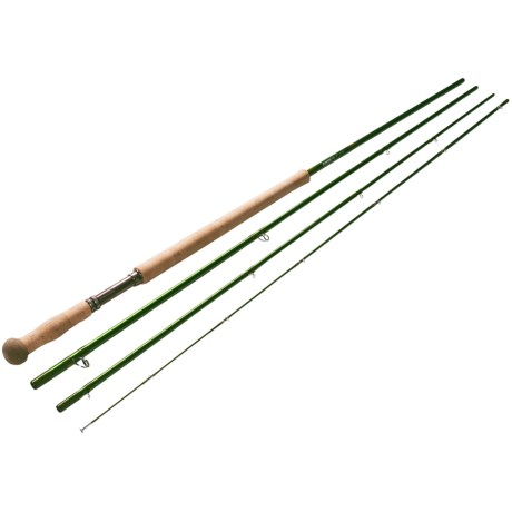 Sage TCX 2-Handed Fly Fishing Rod - 4-Piece, 15', 10wt