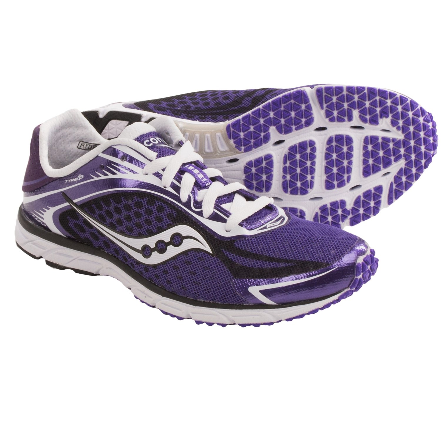 Saucony Type A5 Running Shoes (For Women) 6451J - Save 25%