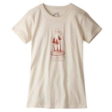 Mountain Khakis Protect T-Shirt - Organic Cotton, Short Sleeve (For Women)