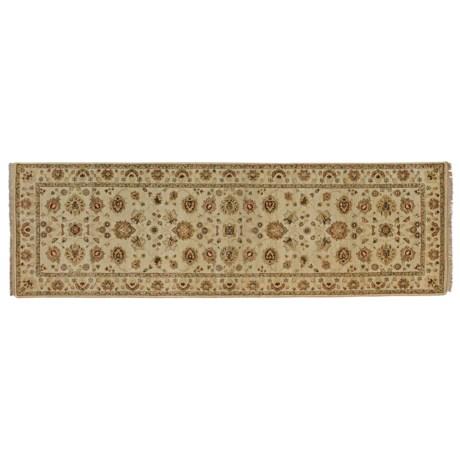 Kaleen Royal Signature Floor Runner - Hand-Tufted Wool, 3x10'