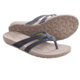 Ahnu Hanaa Sandals - Leather, Flip-Flops (For Women)