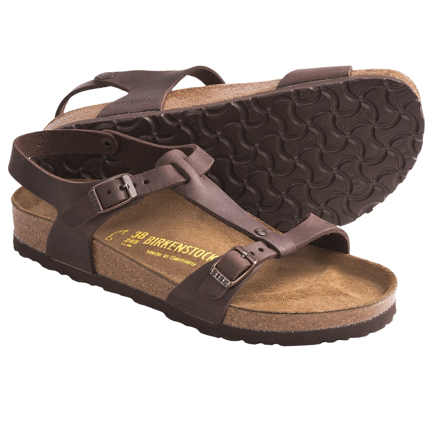 2a1e94c21727 Yellow Birkenstock Rio Suede Fitted Foot