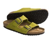 Birkenstock Arizona Sandals - Nubuck (For Men and Women)