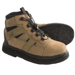 Chota Outdoor Gear STL Wader Lightweight Wading Boots - Felt Sole (For Men and Women)