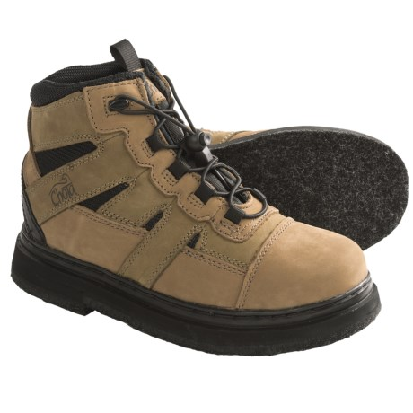 Chota Outdoor Gear STL Wader Lightweight Wading Boots - Felt Sole (For Men and Women)
