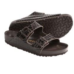 Tatami by Birkenstock Arizona Croco Sandals (For Women)