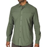 ExOfficio Dryfly Flex Shirt - UPF 30+, Button Front, Long Sleeve (For Men)