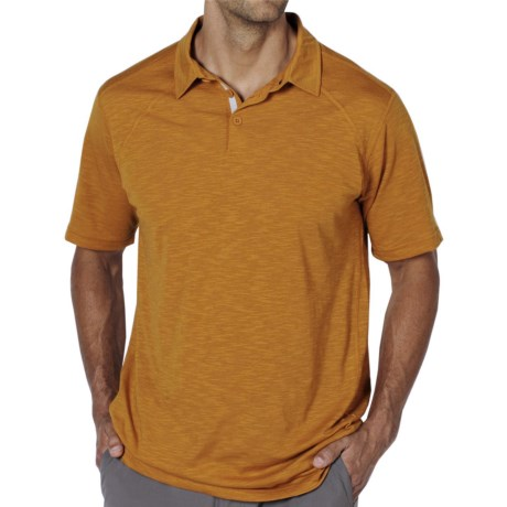 ExOfficio ExO JavaTech Polo Shirt - Short Sleeve (For Men)