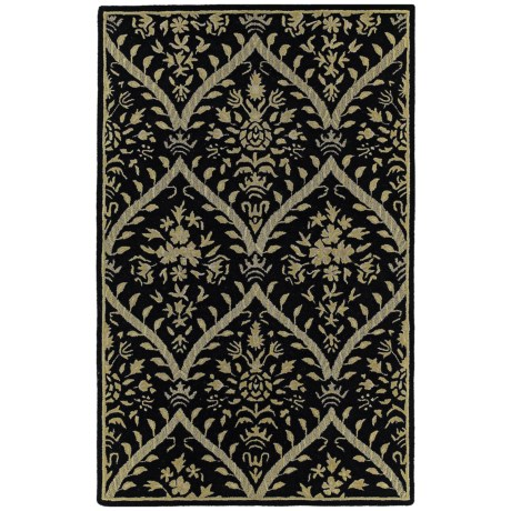 Kaleen Khazana Collection Accent Rug - 2x3', Wool