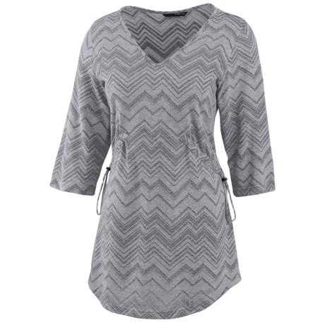 Merrell Awenda Tunic Shirt - Elbow Sleeve (For Women)