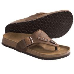 Birki's by Birkenstock Marten Arunta Sandals - Leather (For Men and Women)