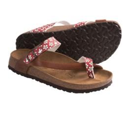 Birki's by Birkenstock Lennox Minnie Flower Sandals - Birko-flor® (For Women)