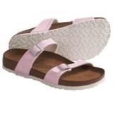 Birki's by Birkenstock Tahiti Soft Sandals - Birko-flor®, Little Check (For Women)