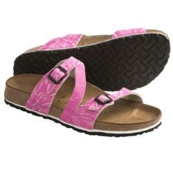 Birki's by Birkenstock Salina Sandals - Textured Leather (For Women)