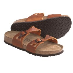 Birki's by Birkenstock Moorea Soft Arunta Sandals - Leather (For Women)
