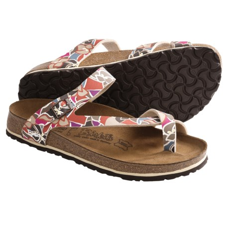 Birki's by Birkenstock Lennox Flowers Sandals - Birko-flor® (For Women)