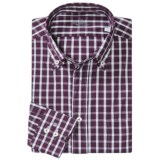 Van Laack Ron Tailor Fit Shirt - Stretch Cotton, Long Sleeve (For Men)