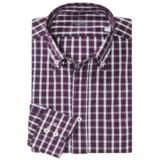 Van Laack Ron Tailor Fit Shirt - Stretch Cotton, Long Sleeve (For Men)