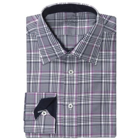 Van Laack Remco Cotton Shirt - Long Sleeve (For Men)