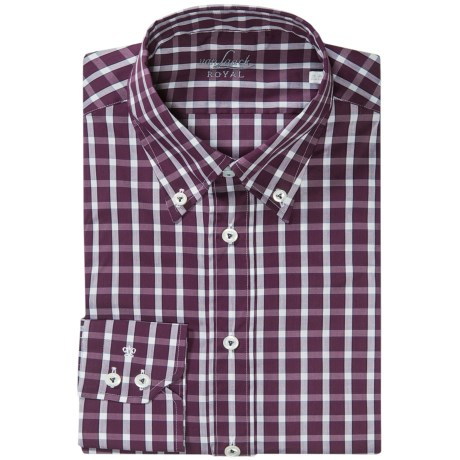 Van Laack Rarbi Shirt - Cotton Blend, Long Sleeve (For Men)