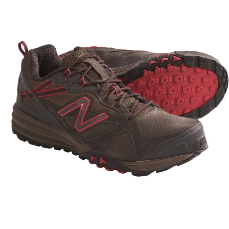 New Balance 689 Trail Shoes - Suede (For Men)
