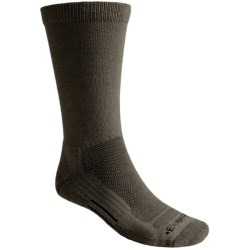 ExOfficio BugsAway® Purdom Vented Hiker Socks - Lightweight, Crew (For Men and Women)