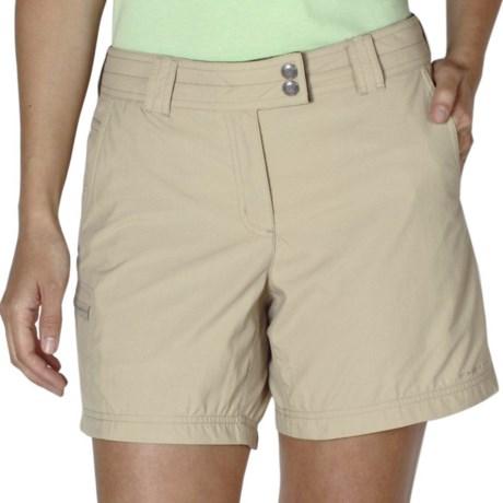 "ExOfficio Nomad Shorts - UPF 30+, 6"" (For Women)"