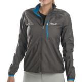 Jack Wolfskin Flyweight Running Soft Shell Jacket (For Women)