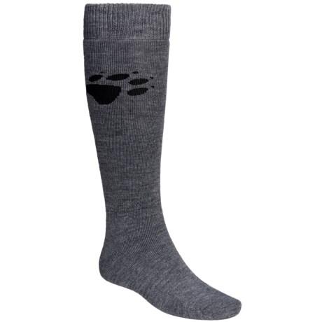 Jack Wolfskin Ski Socks - Merino Wool Blend, Knee-High (For Men and Women)