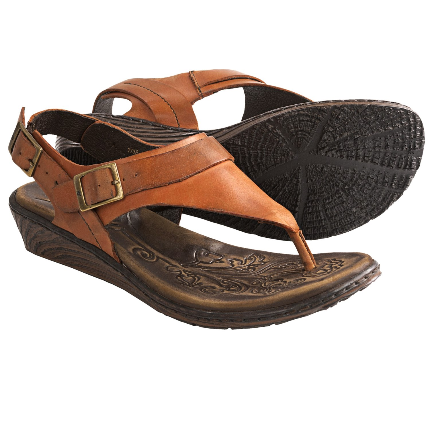 Simple  Born Esmeralda Casual Sandal Is Lightweight Flexible And Slip