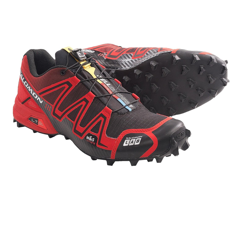 Coupon Code For Mens Salomon S-lab Fellcross - Salomon S Lab Fellcross Trail Running Shoes For Men~p~6479f
