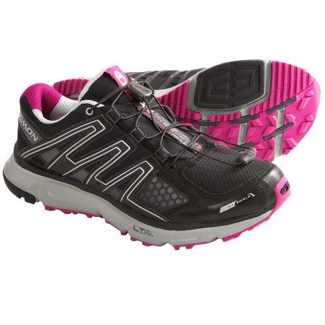 Salomon XR Mission CS Shoes - ClimaShield®, Trail Running (For Women)