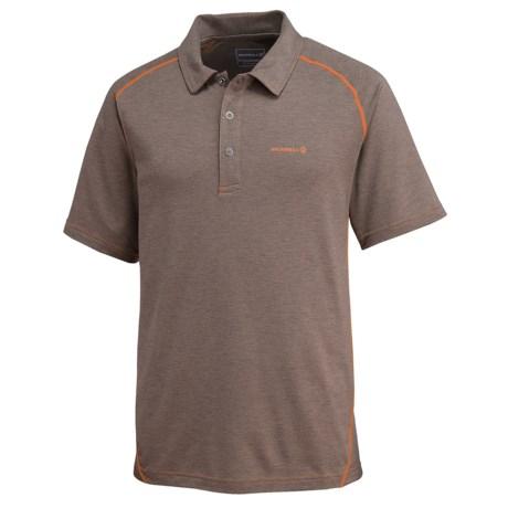 Merrell Ngeo Polo Shirt - UPF 20+, Short Sleeve (For Men)