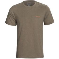 Merrell Geo Ringer T-Shirt - UPF 20+, Short Sleeve (For Men)