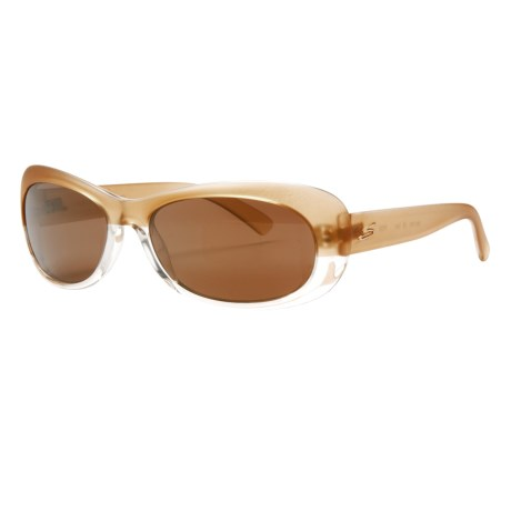 Serengeti Bella Sunglasses - Polarized, Photochromic Glass Lenses (For Women)