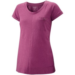 Craghoppers Amelie Shirt - UPF 30+, Scoop Neck, Short Sleeve (For Women)