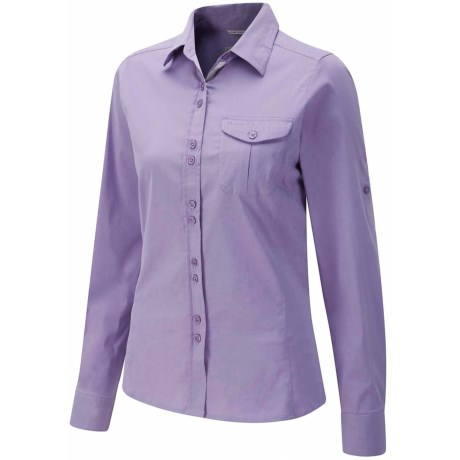 Craghoppers Kiwi Shirt - UPF 40+, Long Sleeve (For Women)