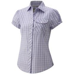 Craghoppers Fiorella Check Shirt - UPF 20+, Short Sleeve (For Women)