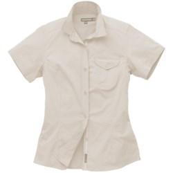 Craghoppers Kiwi Shirt - UPF 40+, Short Sleeve (For Women)