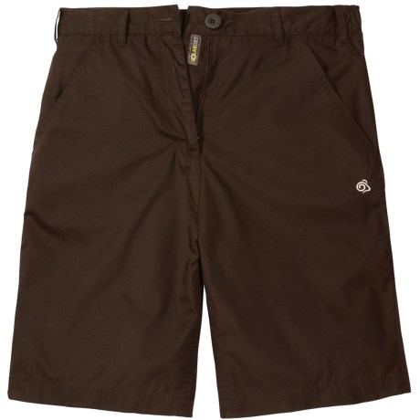Craghoppers Basecamp Shorts - UPF 40+ (For Women)
