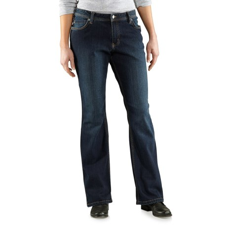Carhartt Relaxed Fit Jasper Jeans - Bootcut, Factory Seconds (For Women)