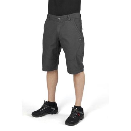 Mammut Fusion Shorts - Organic Cotton Twill (For Men)